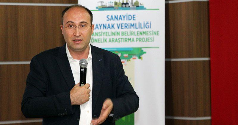 KOP, Sanayide Kaynak Verimliliğini Masaya Yatırdı