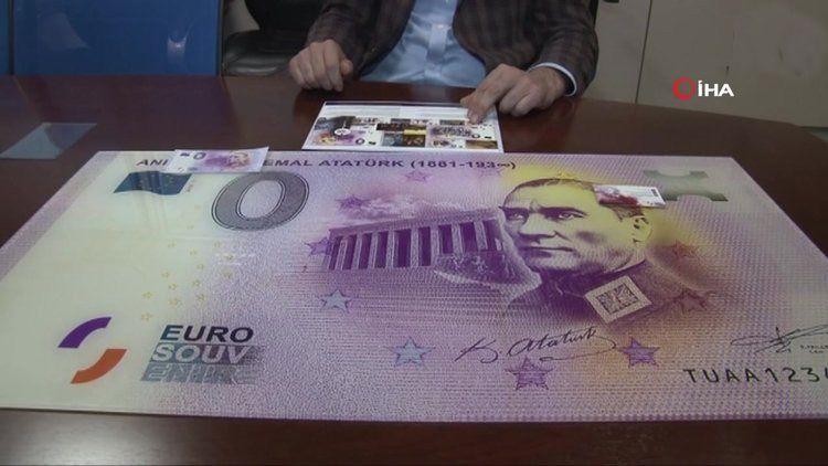 Uyanıkların Atatürklü Euro Oyunu: Haber Yalan Çıktı!