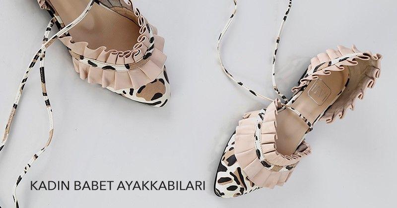 Babet Ayakkabı Modellerinde İLVİ Farkı!