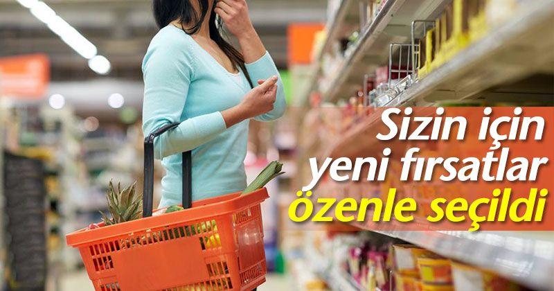 SEÇ Market Mahmudiye Şubesi Yeni Hafta Fırsatları