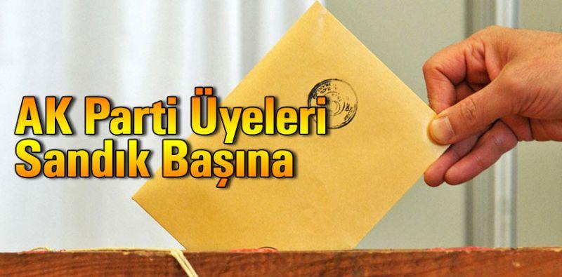 AK Parti Delege Seçiminde hangi mahalle hangi gün oy kullanacak?