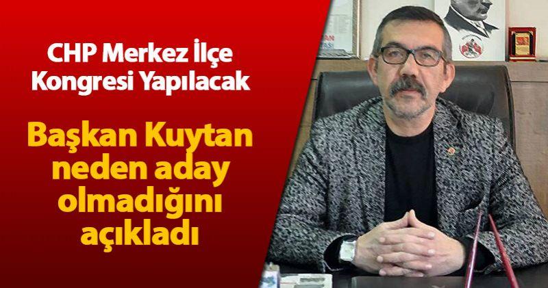 CHP Karaman Örgütü Kongreye Hangi Adayla Gidiyor?