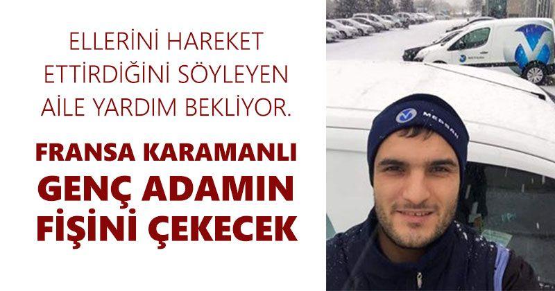 Karamanlı Zekeriya Kılınç ölüme terkediliyor