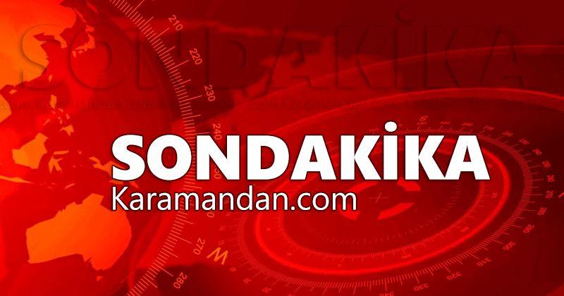 Konya'da ata çarparak devrilen tırın sürücüsü öldü