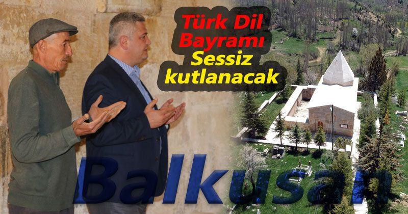 Türk Dil Bayramı Sessiz Kutlanacak