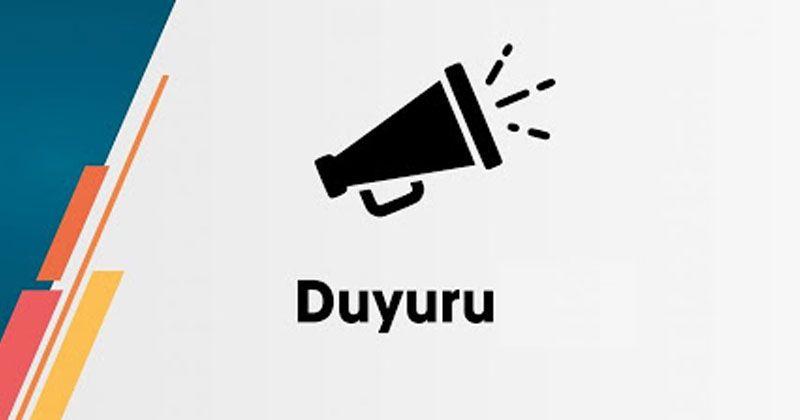 Telmar Mermer (ÇED Halk Katılım Toplantısı) Duyurusu!