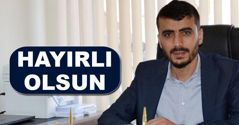 Karaman'ın En Genç Mali Müşaviri Bürosunu Açtı
