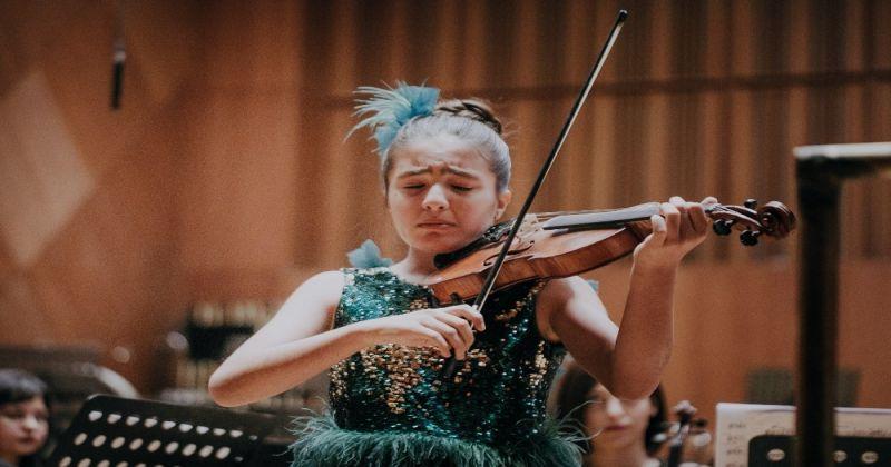 Elif Su'dan, uluslararası müzik yarışmasında büyük başarı