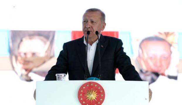 Erdoğan seçim iddialarına son noktayı koydu