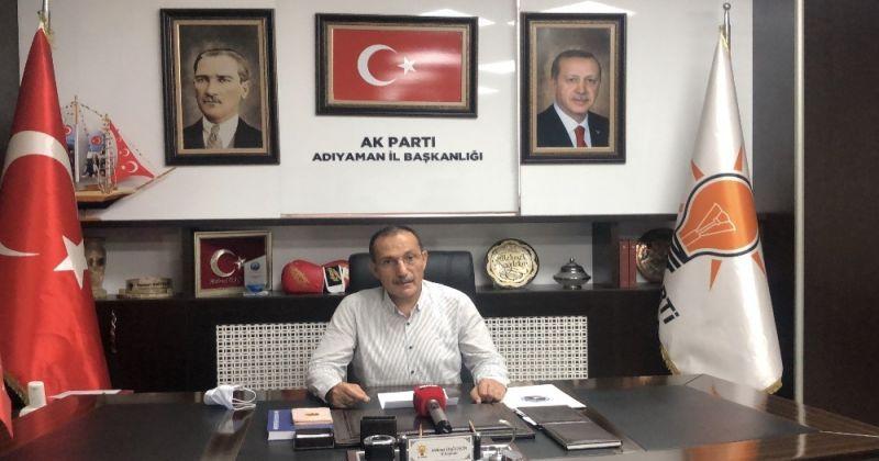 AK Parti'ye üyelik başvuruları online yapılabilecek