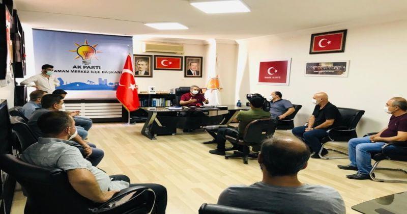 Cezaevi personelinden AK Parti'ye teşekkür