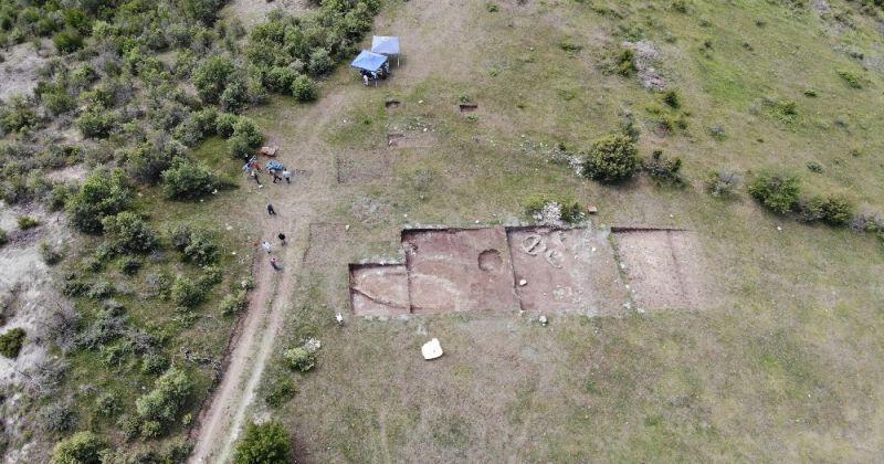 Ezber bozan Kahin Tepe'de kazı çalışmaları devam ediyor