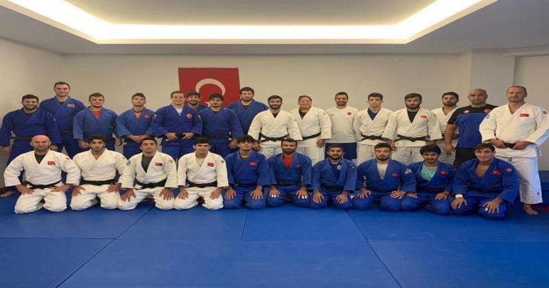 Olimpik milli judocular Antalya'da kamp yapacak