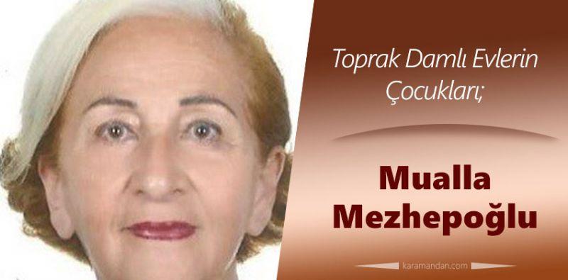 Mualla Mezhepoğlu