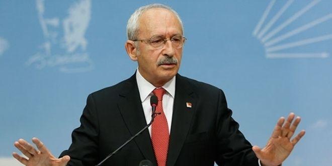 Kılıçdaroğlu, Orhan Sarıbal ve Sezgin Tanrıkulu'nu Genel Başkan Başdanışmanı olarak atadı