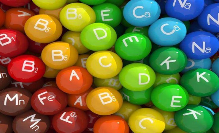 Vücutta vitamin eksikliğini gösteren işaretler