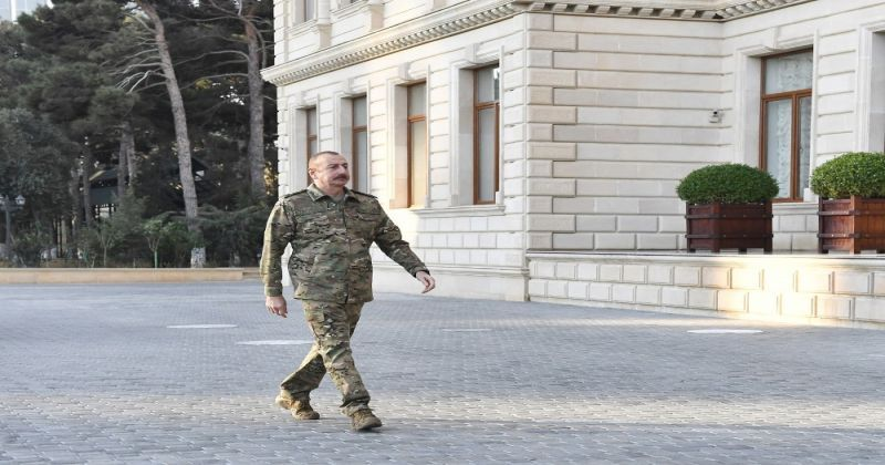 Azerbaijan President Aliyev: more than 100 settlements survived the invaders