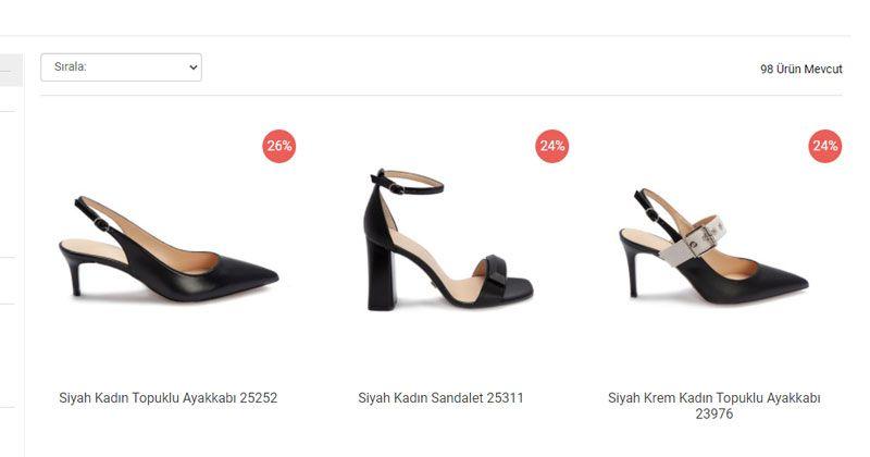 En Tarz Kadın Ayakkabı Modelleri