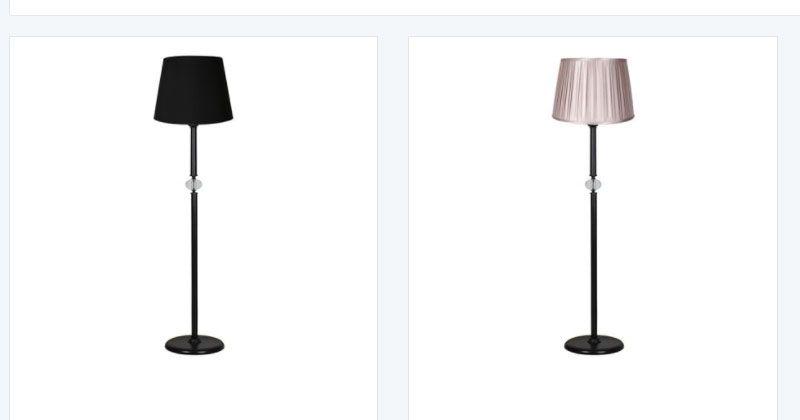 Stylish Floor Lamp Models