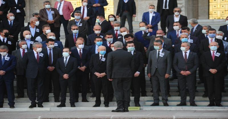 Eski Sağlık Bakanı Durmuş için TBMM'de tören düzenlendi