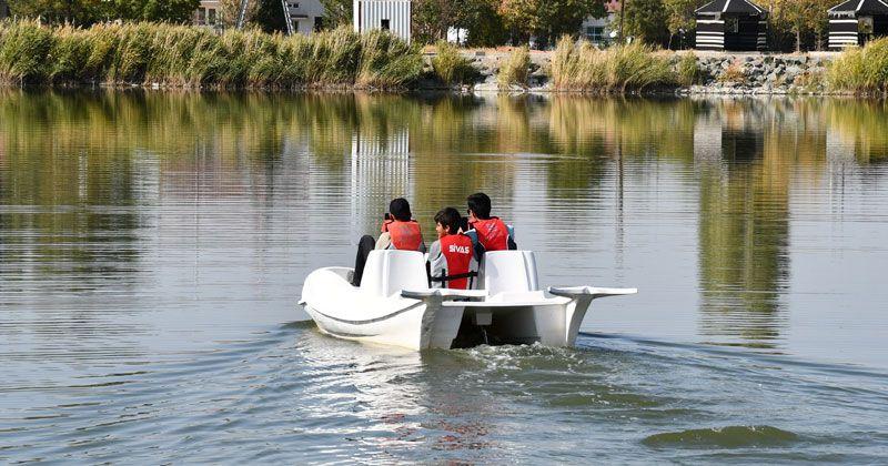 Ulaş Gölü, 20 yıldır taşıma suyla hayat buluyor