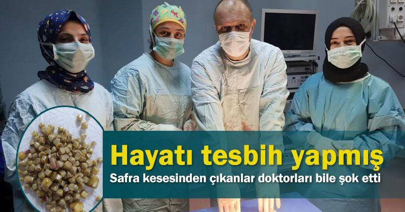 Karaman Selçuklu Hastanesinde hayrete düşüren ameliyat