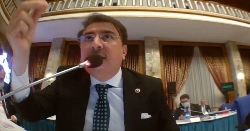 Aydemir TBMM'de 2021 Bütçesini değerlendirdi
