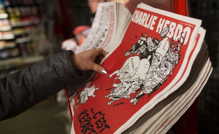 Charlie Hebdo hakkında soruşturma
