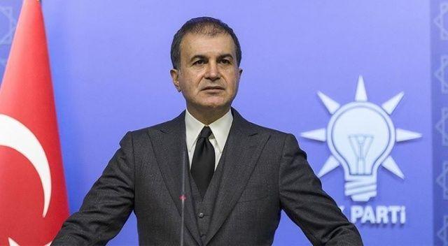 AK Parti Sözcüsü Çelik, Fransa'daki saldırıyı kınadı