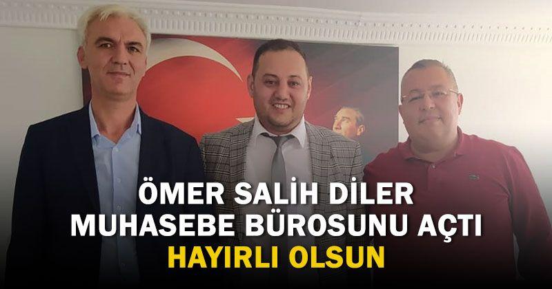 Ömer Salih Diler Opened Accounting Office