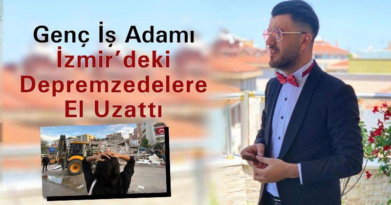 Businessman Serhat Turan Lends His Hand to Earthquake Survivors