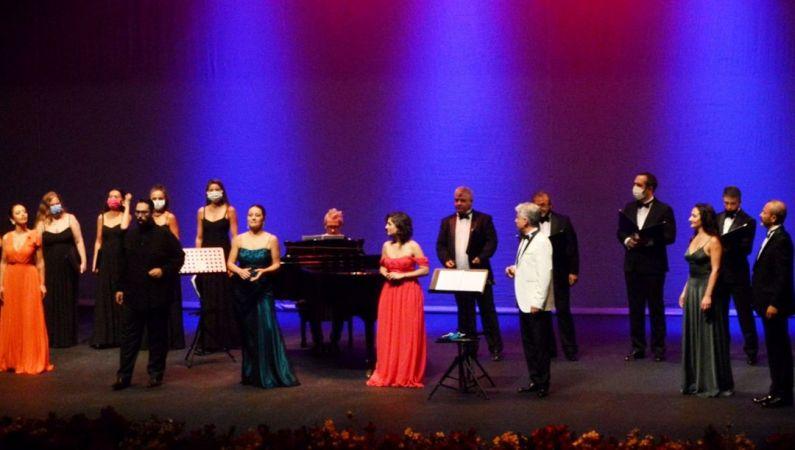 """Antalya Devlet Opera ve Balesi'nden """"Seslerin Büyüsü"""" konseri"""