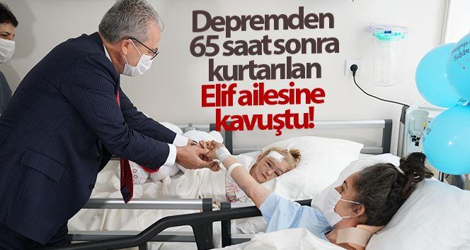 Perinçek ailesi EÜ Hastanesinde bir araya geldi
