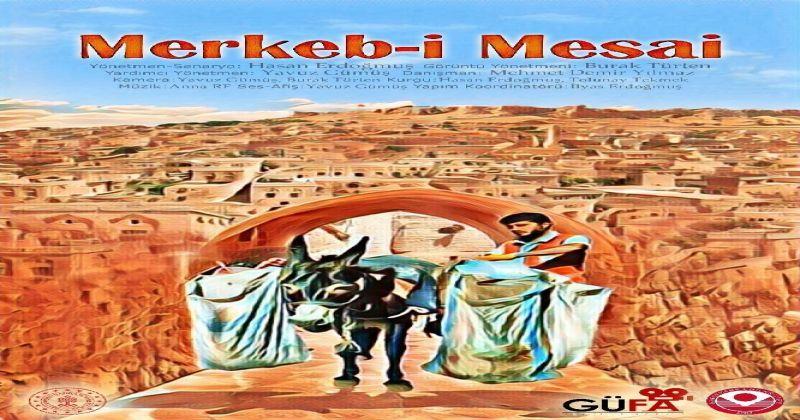 'Merkeb-i Mesai' Uluslararası Frankfurt Türk Film Festivali'nde finale kaldı
