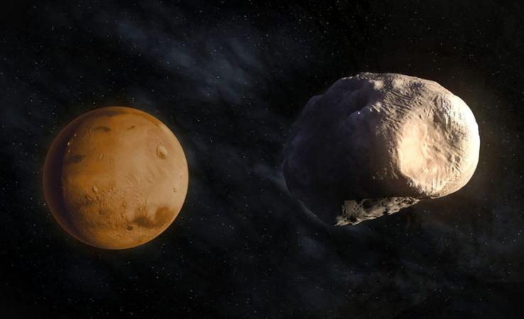 Ay'ın kayıp ikizi 22 yıl sonra bulundu