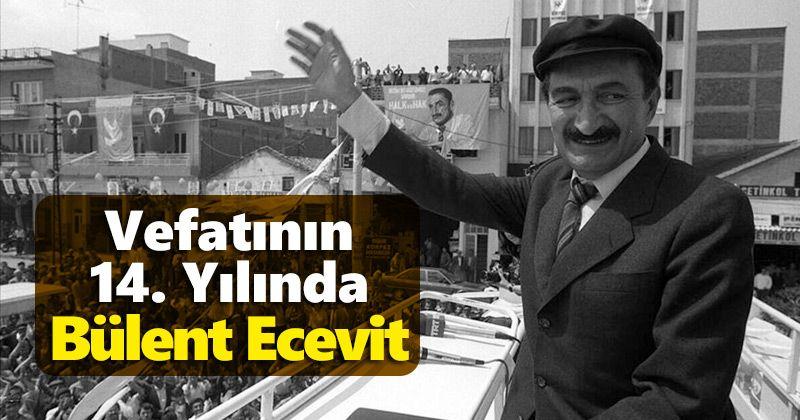 Vefatının 14. Yılında Fotoğraflarla Bülent Ecevit