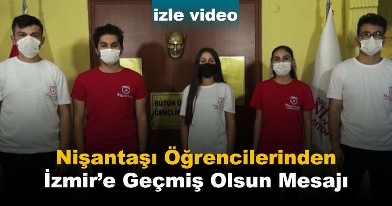 Nişantaşı Students Get Wellcome to İzmir Video