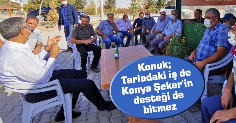 Diesel Fuel Advance from Konya Şeker