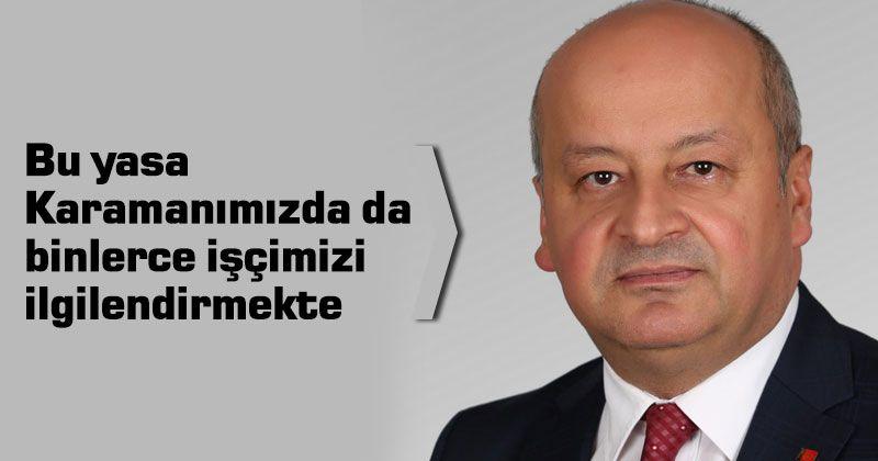 Mustafa Cem Kağnıcı severance pay statement