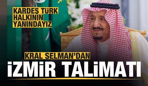 Kral Selman'dan İzmir talimatı!