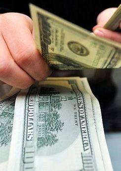 Dollar and Euro falling sharply