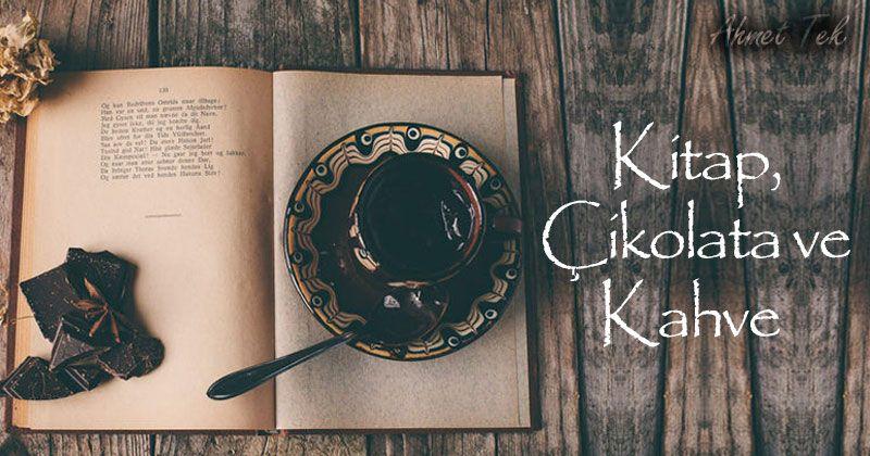 Book, Chocolate and Coffee