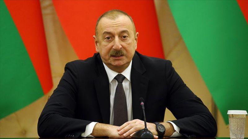 """Azerbaycan Cumhurbaşkanı İlham Aliyev: """"Ermenistan işgal altındaki topraklardan çekilmezse sonuna kadar savaşacağız"""""""