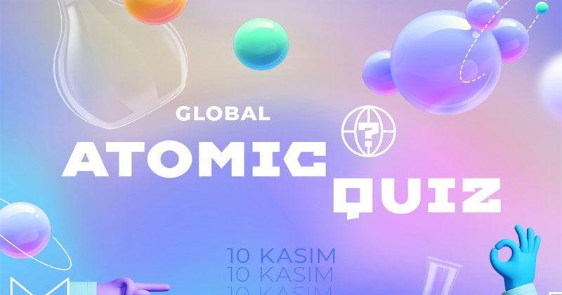 Küresel Atom Testi yarın başlıyor