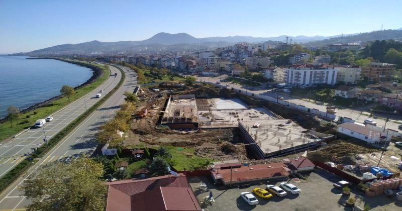 Bulancak'taki yatırımların maliyeti 110 milyon lira