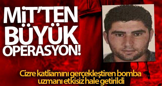 MİT'ten PKK'ya nokta atışı