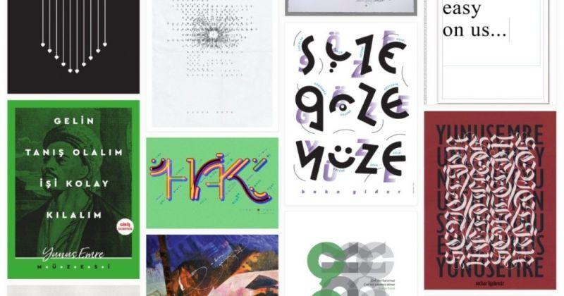 12. Uluslararası Kaligrafi ve Tipografi Etkinliği Sanal Sergisi ziyarete açıldı