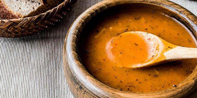 Ezo gelin çorbası en iyi 23 yemek arasına girdi