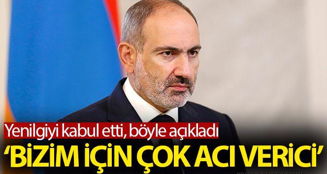 Ermenistan yenilgiyi kabul etti; İşte anlaşmanın maddeleri