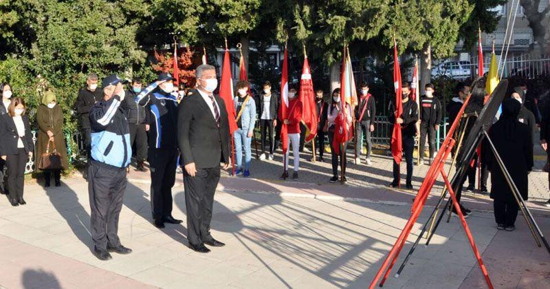 10 November Commemoration of Atatürk in Ermenek